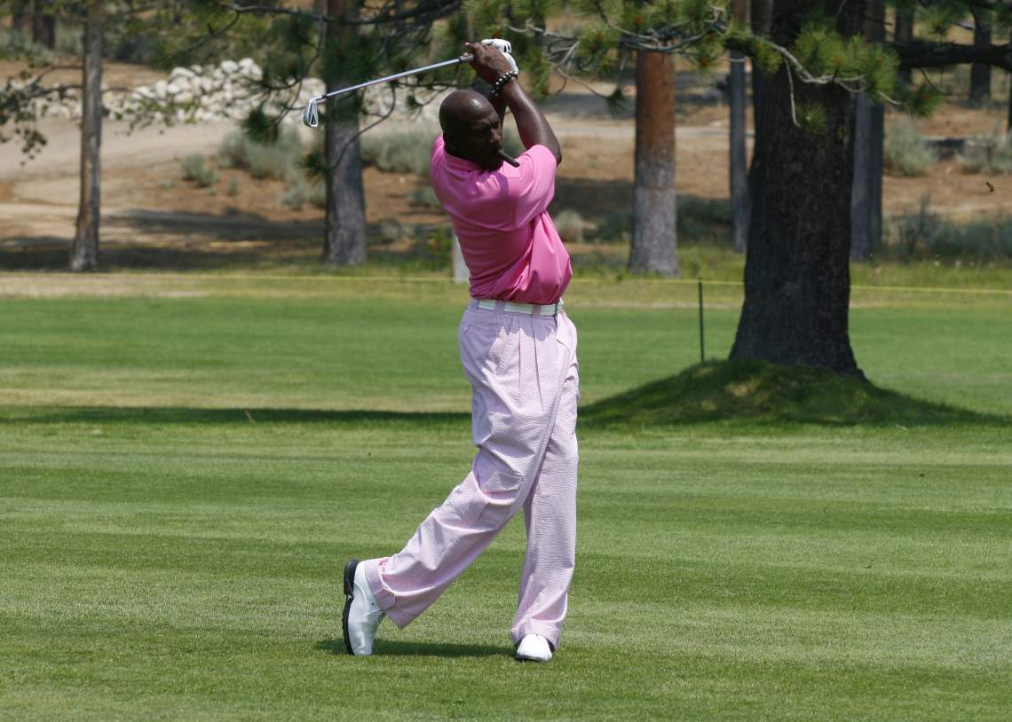 bigstock-Michael-Jordan-Golfing-3803617